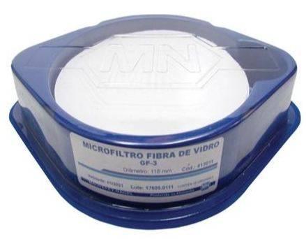 MICROFILTRO EM FIBRA DE VIDRO GF-1 MACHEREY-NAGEL
