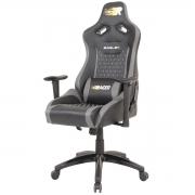 Cadeira Gamer Racer Cinza