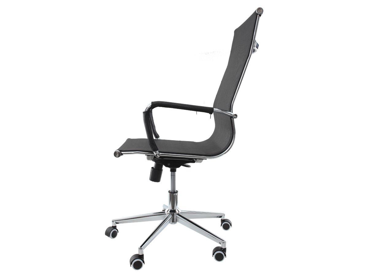Cadeira De Escritório Presidente Charles Eames Tela Mesh