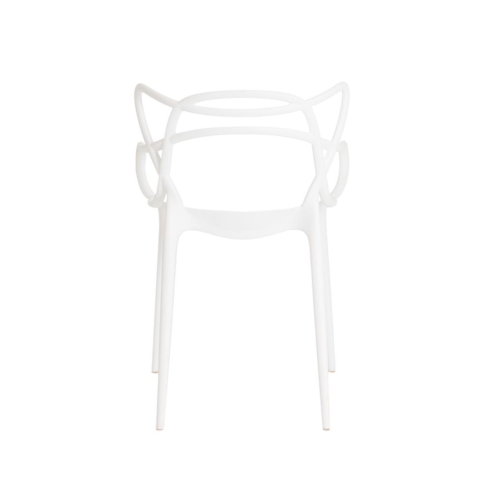 Cadeira De Jantar Allegra Master Branco Com Inmetro