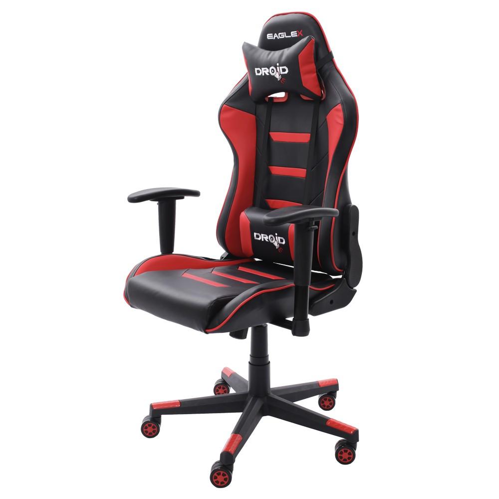 Cadeira Gamer EagleX Droid Vermelha