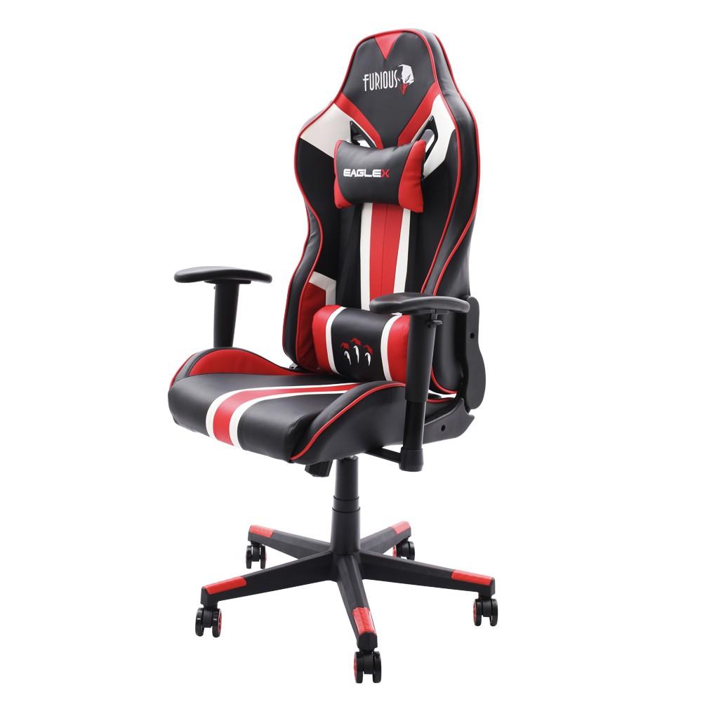 Cadeira Gamer EagleX Furious Vermelha