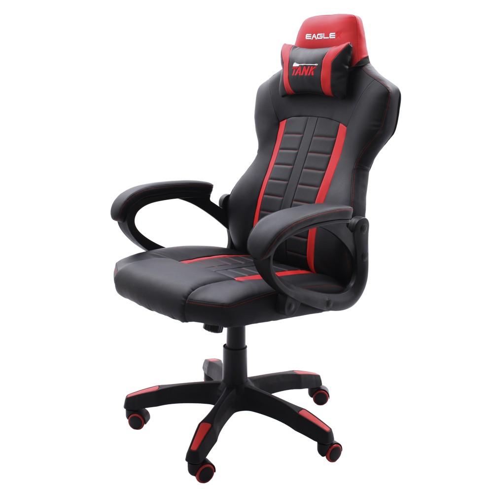 Cadeira Gamer EagleX Tank Vermelha