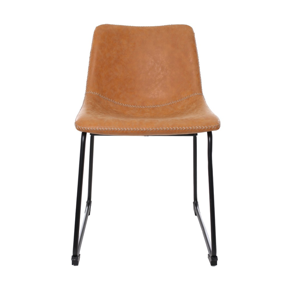 Cadeira Bruna Munich Caramelo Vintage