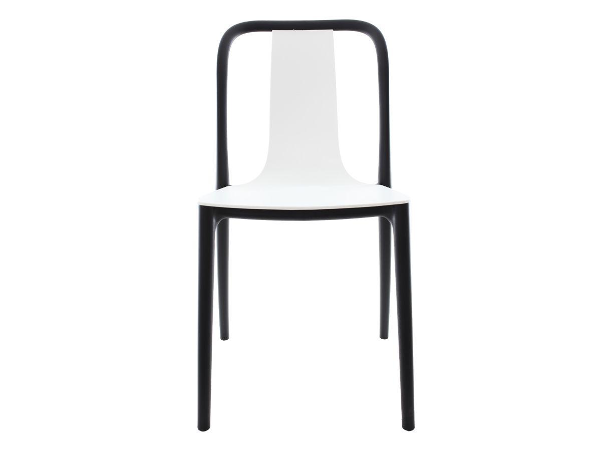 Cadeira Para Mesa Sala De Jantar BelleVille Branca