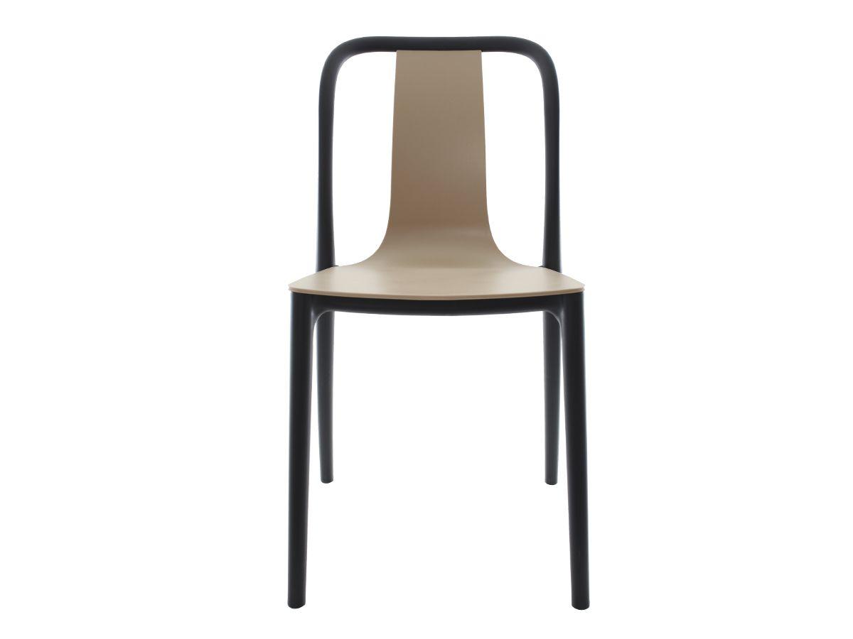 Cadeira Para Mesa Sala De Jantar BelleVille Nude