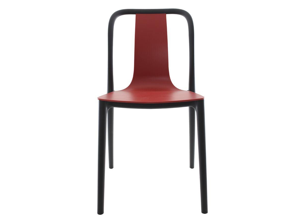 Cadeira Para Mesa Sala De Jantar BelleVille Vermelha
