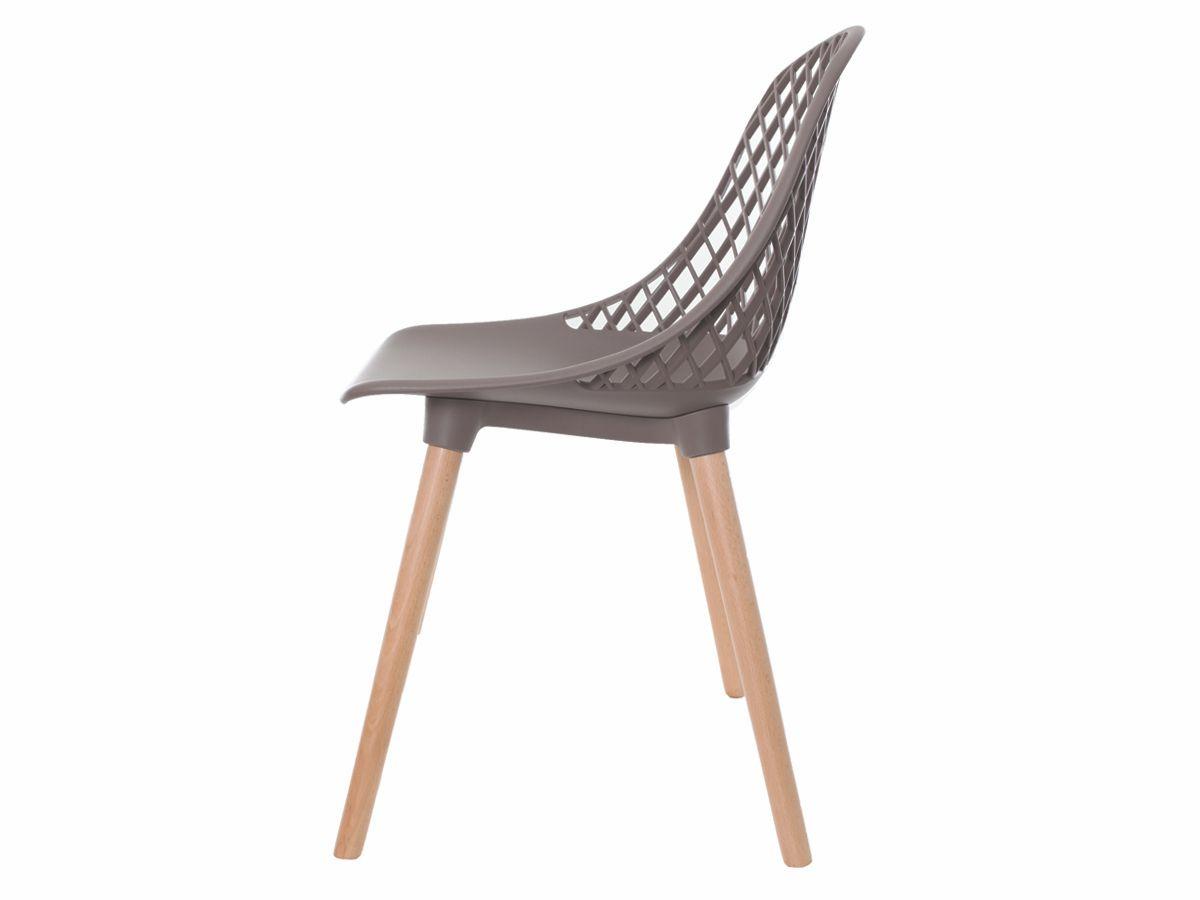 Cadeira Para Mesa Sala De Jantar Charles Eames Eiffel Vision Fendi