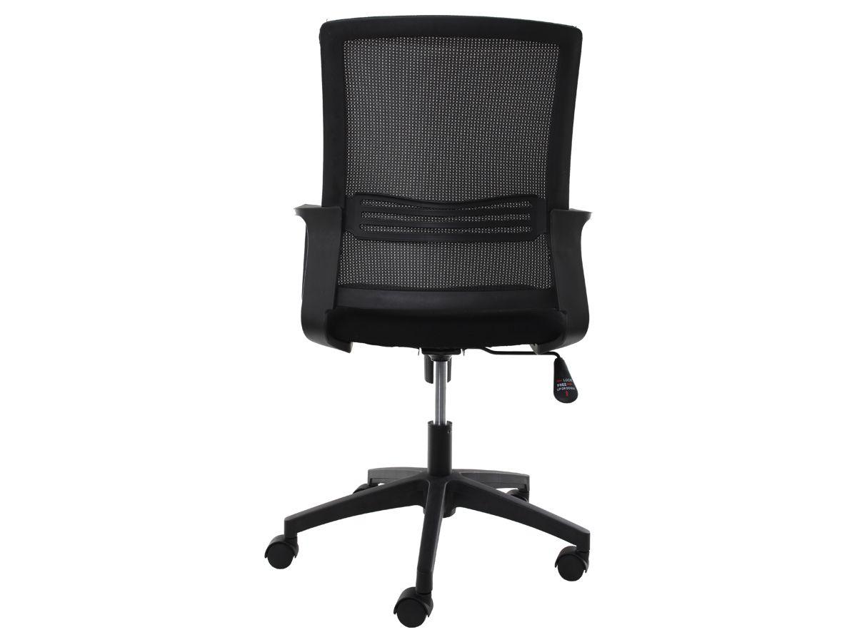 Kit 2 Cadeira De Escritório Diretor Michigan Tela Mesh