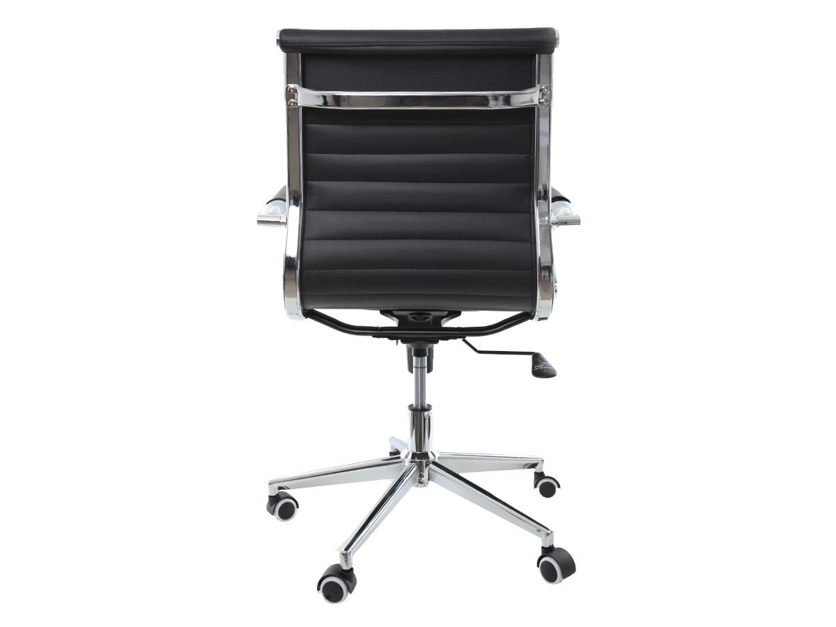 Kit 2 Cadeira Escritório Diretor Stripes Preto