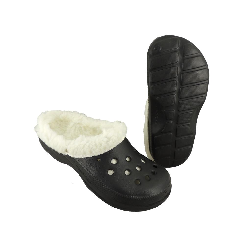 Babuche de Pelo Inverno Pantufa Adulto Infantil Sandália Chinelo Pelo LB88