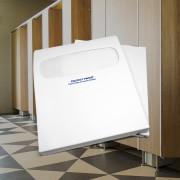 Kit Suporte Protetor para Assento Sanitário + Refil com 120 Protetores