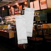 Sachê de Papel com 2 Guardanapos Pequenos - Folha Simples - 600 Sachês