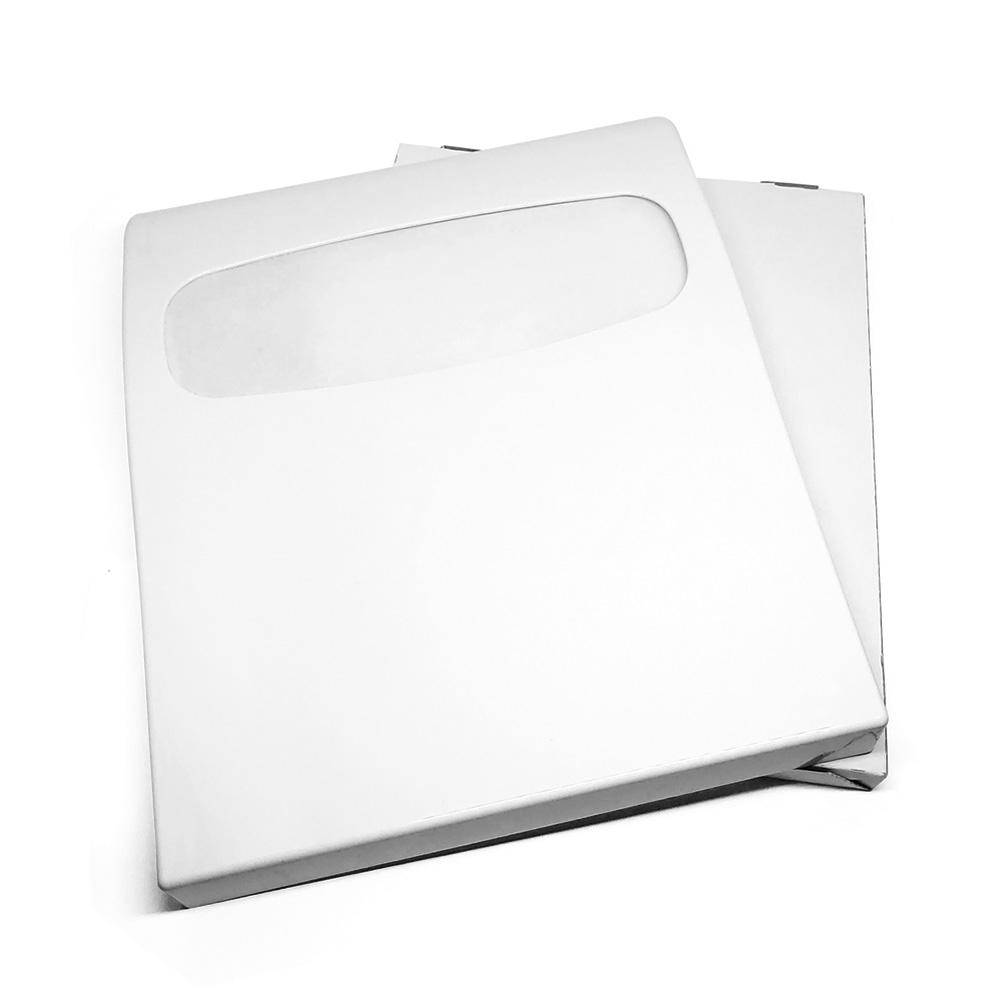 Kit Suporte Forro para Assento Sanitário + Refil com 120 Forros  - Scalashop