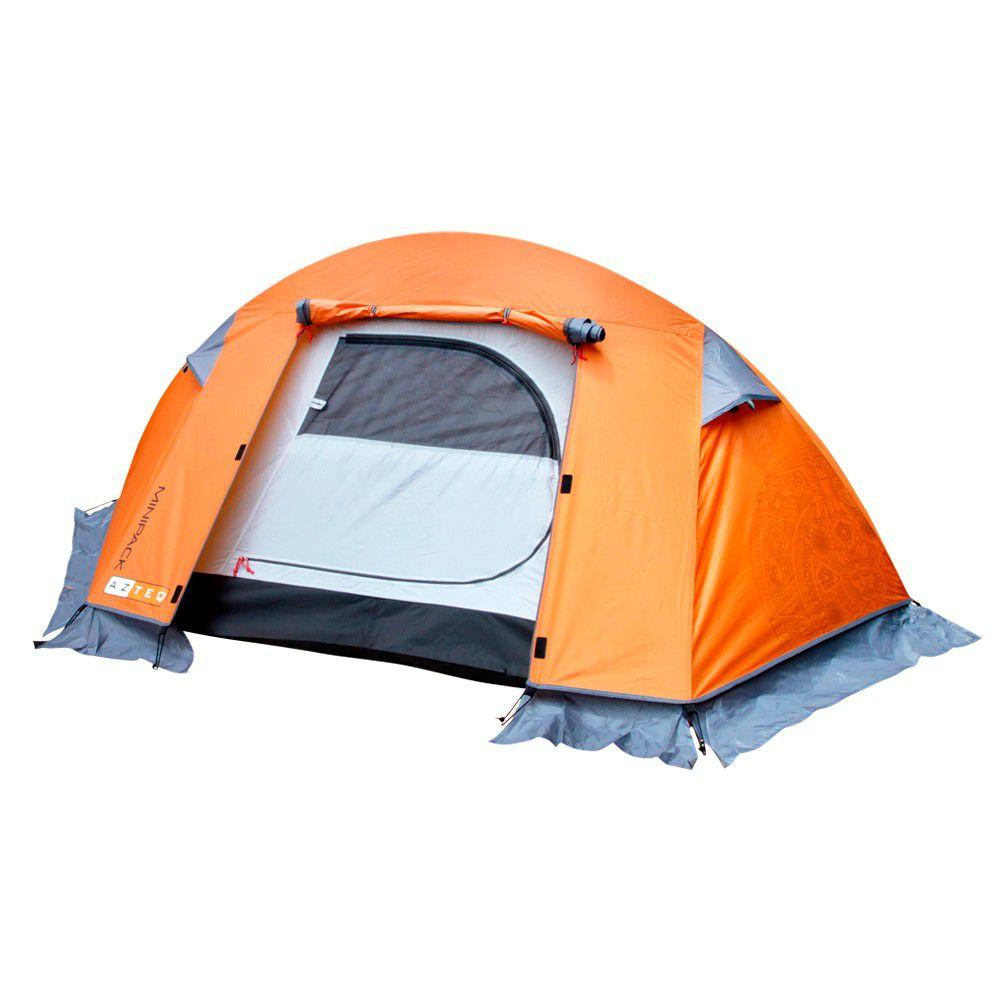 Barraca Mini Pack 1-2 Pessoas Trekking 6000m - Azteq