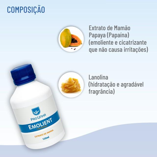 Emolient - 120 ml