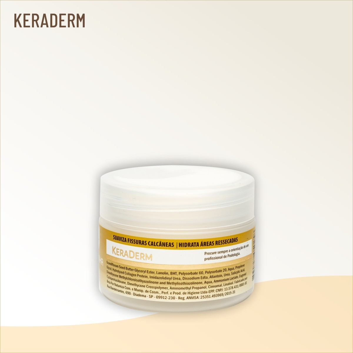 KeraDerm - Pote 60g