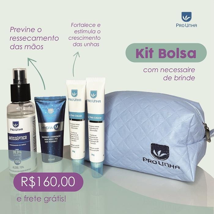 Kit Bolsa - Pro Unha