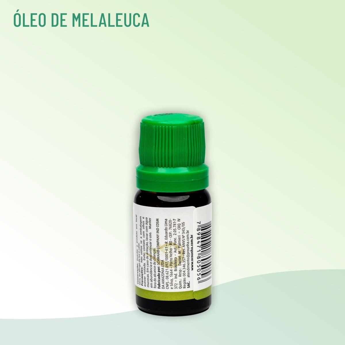 Óleo de Melaleuca 10ml