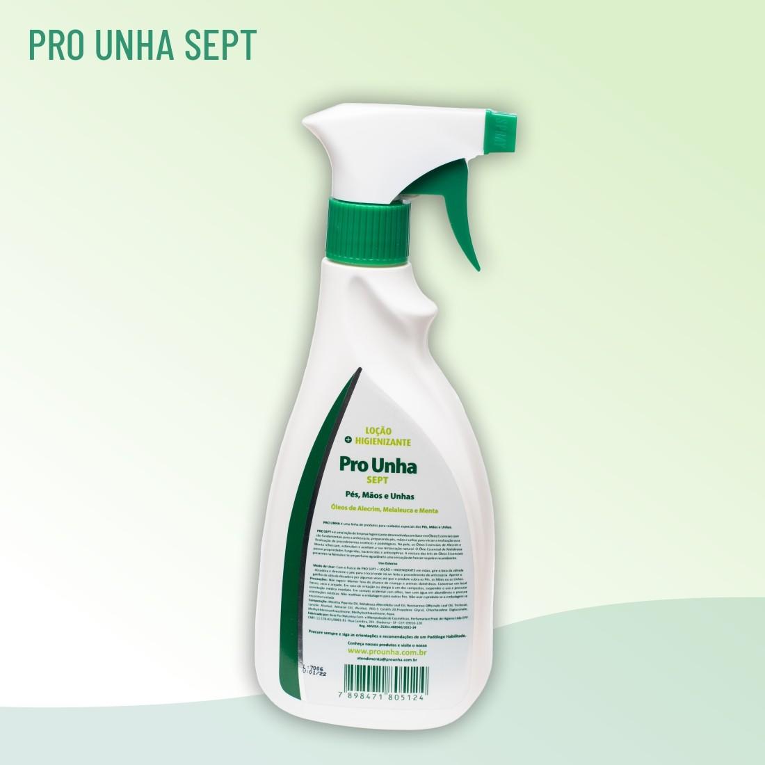 Pro Unha Sept - 500ml
