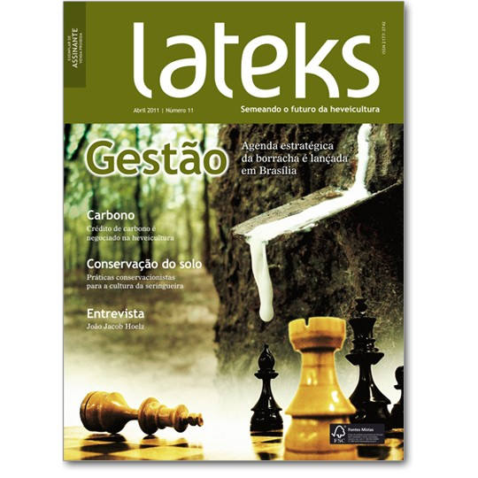 Revista Lateks 011 04/2011