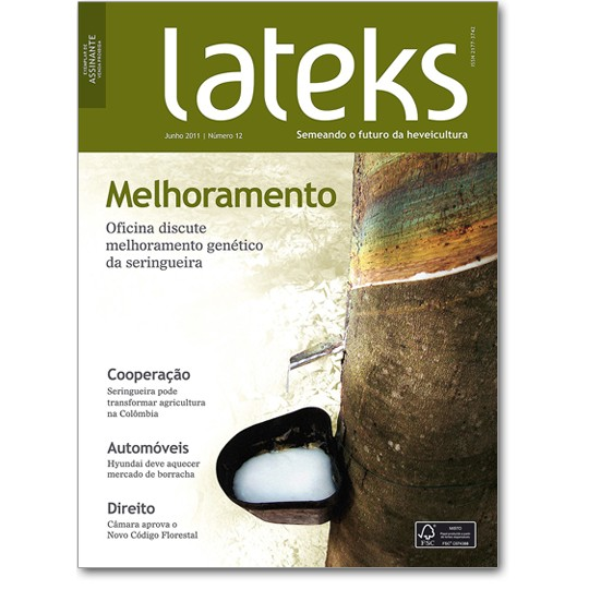 Revista Lateks 012 FSC 06/2011