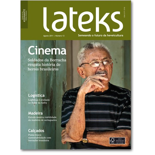 Revista Lateks 013 FSC 08/2011