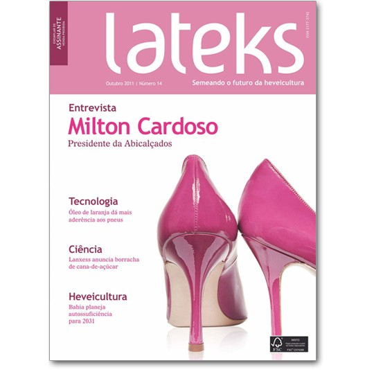 Revista Lateks 014 FSC 10/2011