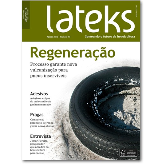 Revista Lateks 019 FSC 08/2012
