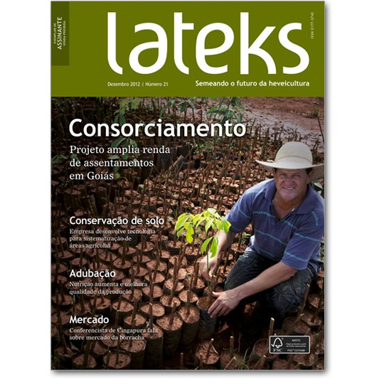 Revista Lateks 021 FSC 12/2012