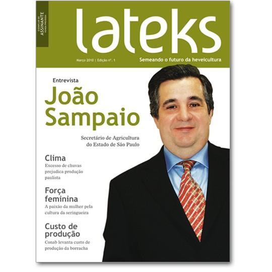Revista Lateks 001 03/2010