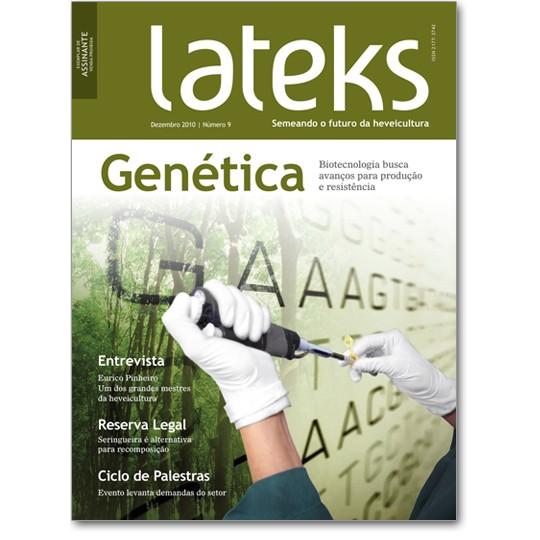 Coleção Revista Lateks