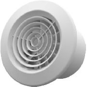 Kit Exaustor P/banheiro Mod: Sonora-11 Bivolt + 1m Duto + Grelha