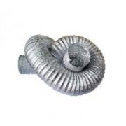 Duto Flexivel Alum. (c/5mts) 12 Pol. - 314mm + Luva E Abraç.