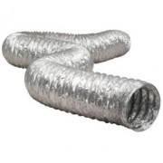 Duto Flexivel Aluminizado (Rolo c/5 metros)