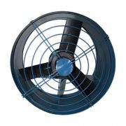 Exaustor Axial c/Carrinho Indl. Trif. 700mm Mod: EAFC700-T6