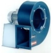 Exaustor Centrifugo Radial Trifásico Mod: EC3-TAR