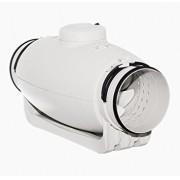 Exaustor p/Banheiro Helicocentrifugo InLine Mod: TD350/125 Silent S&P
