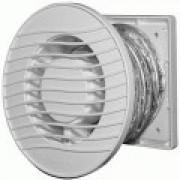 Exaustor p/Banheiro MegaKit-10 Bivolt +Duto 1m + Grelha
