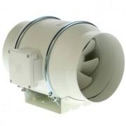 Exaustor p/Banheiro Helicocentrifugo InLine Mod: TD500/150 S&P