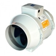 Kit Exaustor Turbo-150-220v + 5m duto Flex + Grelha Ventidec