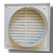 Kit p/Instalação Coifa Grelha Fixa 150mm + Duto Flexivel 5m