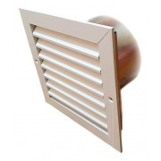 Kit p/Instalação Coifa Grelha Retorno 150mm + Semi-Flex. 8m