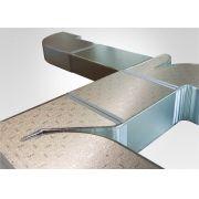 Painel MPU p/dutos de ar condicionado 10mm x 2,0m x 1,2m (2,4m²)