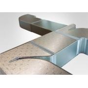 Painel MPU p/dutos de ar condicionado 20mm x 2,0m x 1,2m (2,4m²) (10pçs)