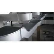 Painel MPU p/dutos de ar condicionado 20mm x 2,0m x 1,2m (2,4m²)