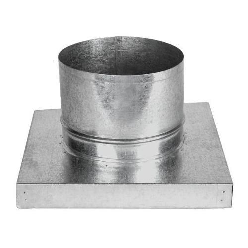 Adaptador p/Churr. Pré-Mold. e Duto Alum. 200mm 5m C/Chapéu  - Nova Exaustores