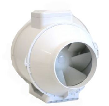 Caixa de Filtragem em ABS Mod: Filbox Quad-100-CA + Maxx-100 - 220V (Filtro de Carvão Ativado)  - Nova Exaustores