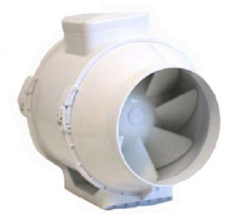 Caixa de Filtragem em ABS Mod: Filbox Quad-150-CA + Maxx-150 - 220V (Filtro de Carvão Ativado)  - Nova Exaustores