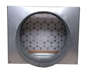 Caixa de Filtragem NovaBox-100 (Filtro G4+M5)  - Nova Exaustores